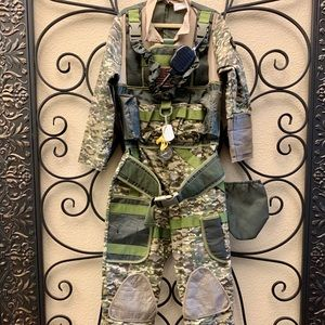 US Army Special Forces Boys' costume